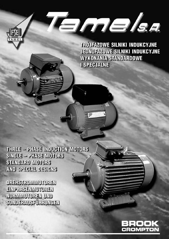 каталог електродвигунів