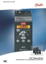 Частотник Danfoss microdrive