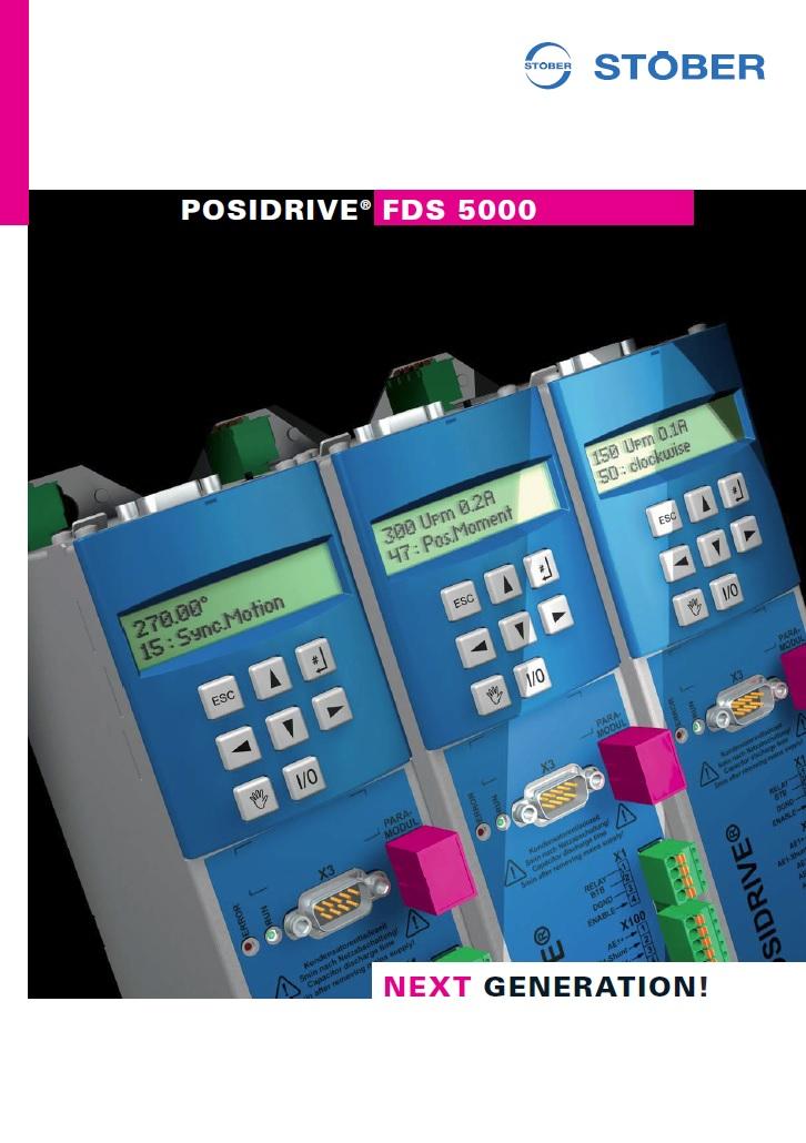 частотник Stober FDS 5000