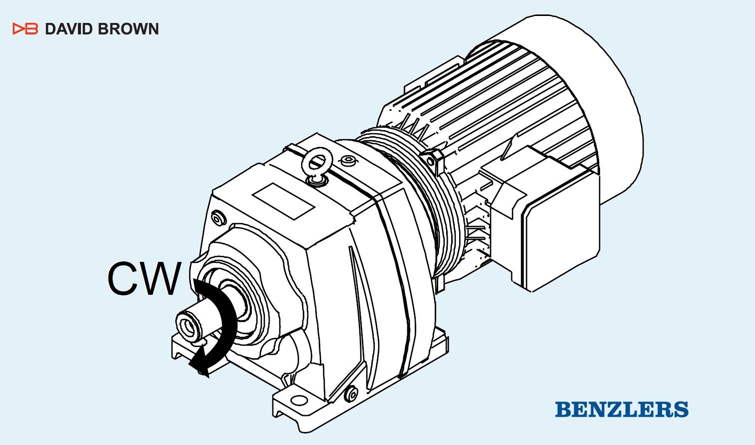 Benzlers редуктор цилиндрический