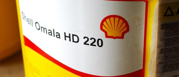 Масло для редукторов Shell