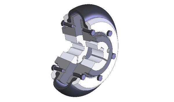 Торовая резинокордовая муфта Desch Flex, Fenaflex