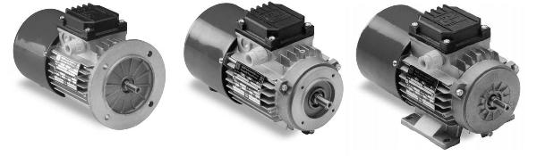 Электромотор двухскоростной