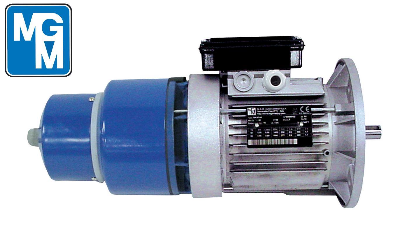 электродвигатель с энкодером