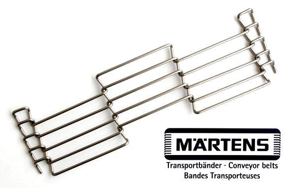 Глазировочная нержавеющая сетка Martens