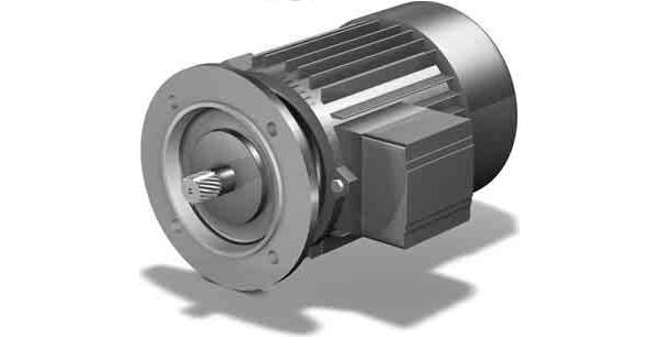 Мотор Siemens