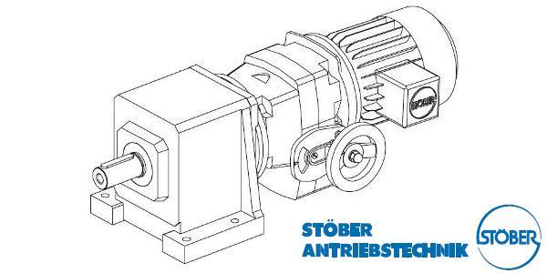 Мотор-вариатор Stober Antriebstechnik